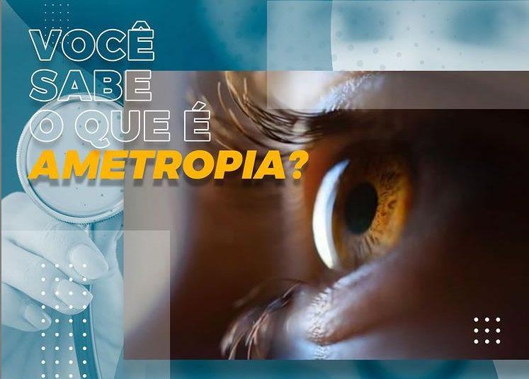 ametropia tratamento em curitiba