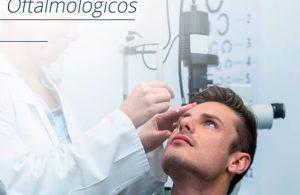 dilatando a pupila para exames oftalmologicos em Curitiba